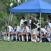 STN Rangers (U15) v. Soccers FC U15 Blue at US Club Soccer National Cup XI Finals in Waukegan, IL on 29 July 2012.